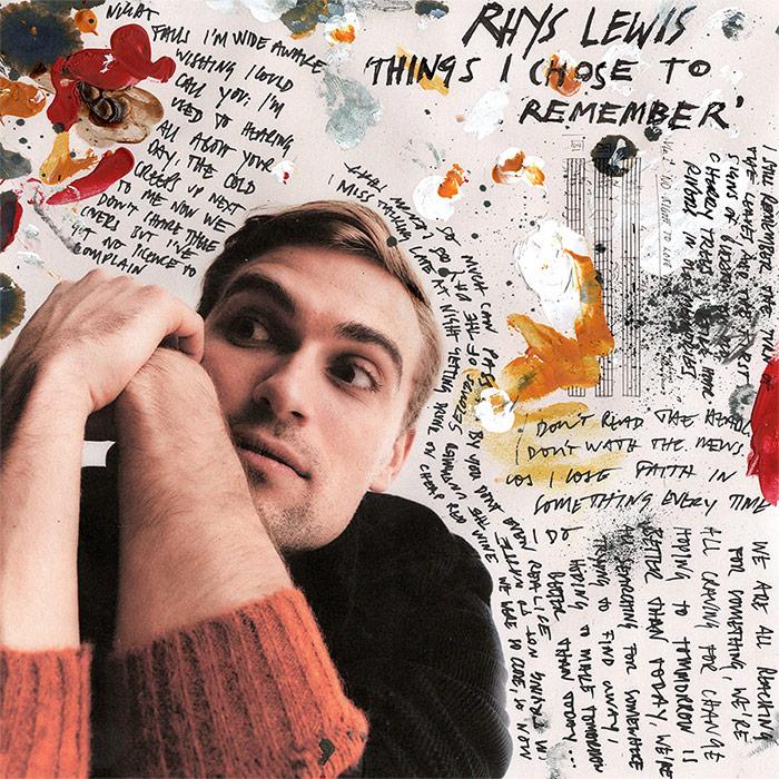 Rhys Lewis - Things I Chose To Remember - Album Packshot